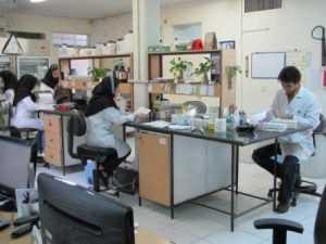 آزمايشگاه پاتوبيولوژي نور