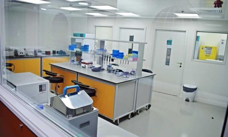 آزمایشگاه شرق