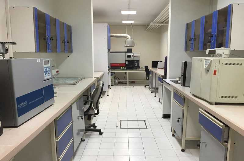 آزمایشگاه تهران