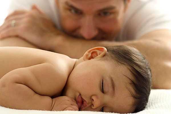 آزمایش ژنتیک برای تعیین پدر