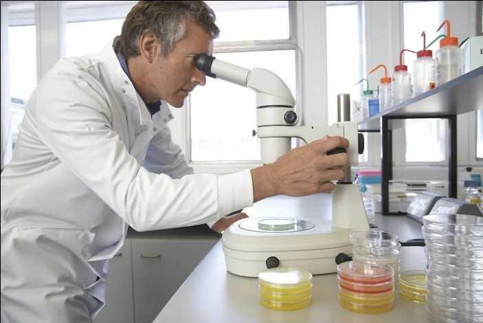 آزمایشگاه پزشکی محققین