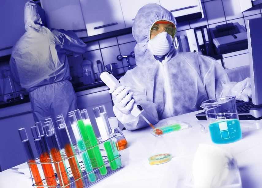آزمایشگاه های ژنتیک تهران