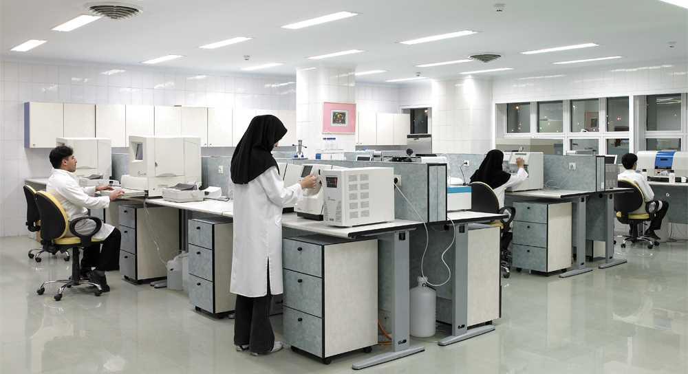 برترین آزمایشگاه های تهران