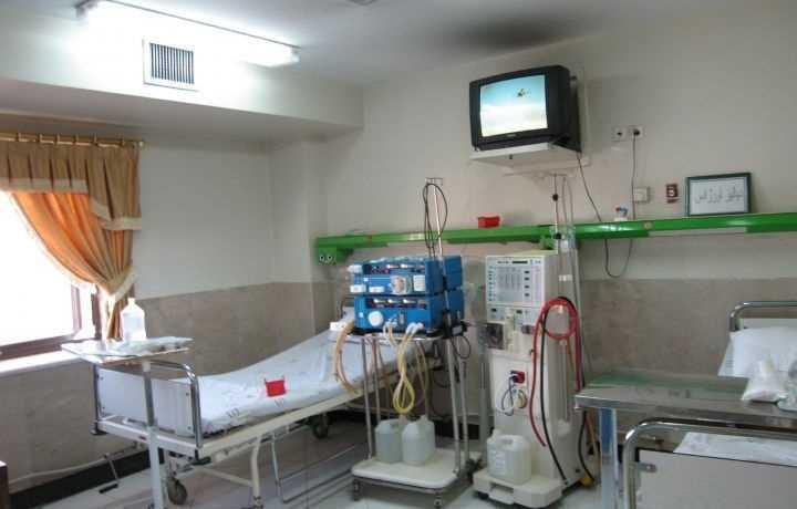 بیمارستان بقیة الله تهران