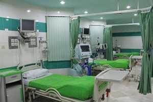 آزمایشگاه بیمارستان بقیه الله