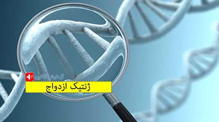 ژنتیک ازدواج