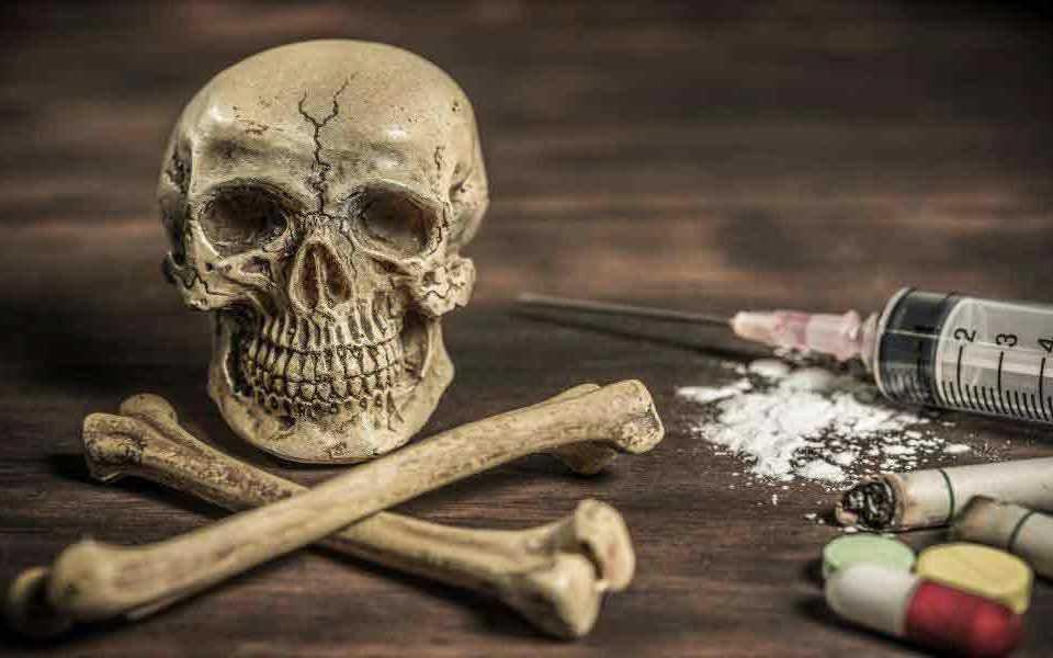 ماندگاری مواد مخدر در ادرار و خون