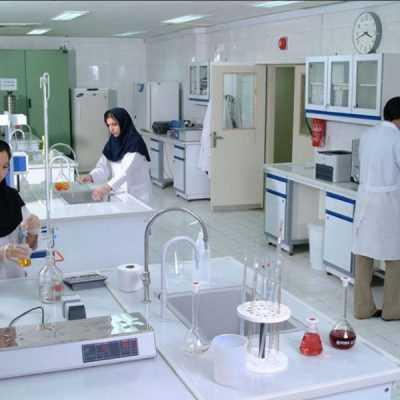 آزمایشگاه پاتوبیولوژی تحقیق