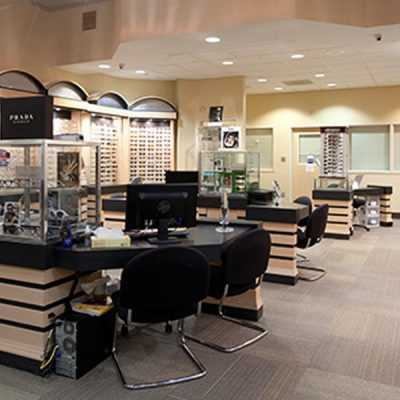مرکز بینایی سنجی و عینک سازی پرنیا