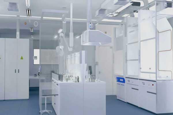 آزمایشگاه مرکز بهداشت شهریار