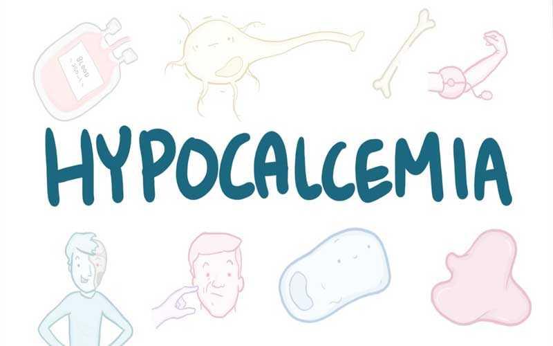 بیماری هیپوکلسمی